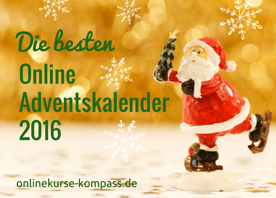 Online Adventskalender: Zeit für offene Türchen