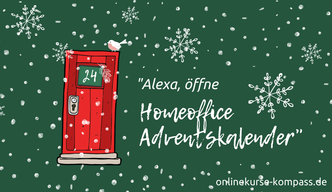 Homeoffice Adventskalender 2020