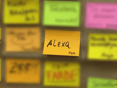 Alexa Session von Eva Peters auf dem Inspicamp 2018