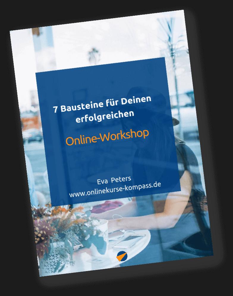 7 Bausteine zu einem erfolgreichen Online-Workshop – PDF-Download
