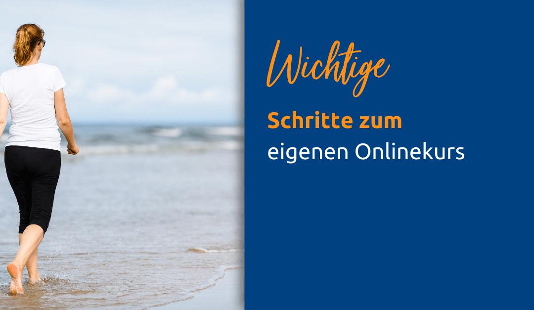 Bist Du bereit für einen eigenen Onlinekurs?