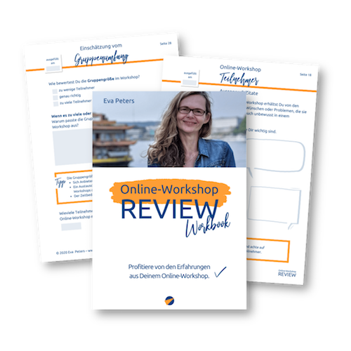 Blick ins Workbook