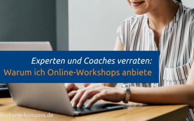 Expertenthema: Online-Workshop