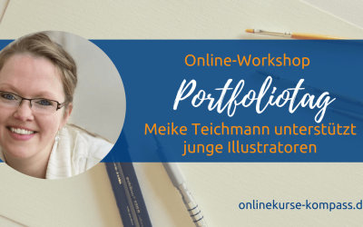 Portfoliotag: der Online-Workshop für Illustratoren