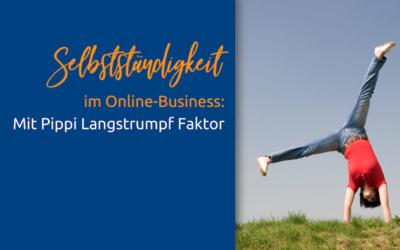 Selbstständigkeit im Online-Business: Wie es Dir gefällt