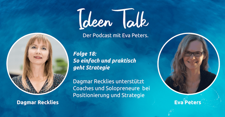 Strategie im Business für Coaches und Solopreneure